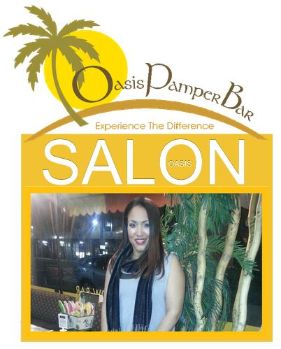 Salon Oasis Magazine Cover Issue 1